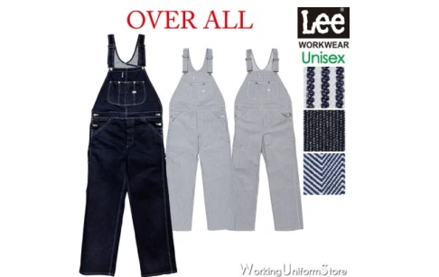 Lee オーバーオール LWU39002