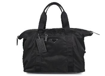 PRADA プラダ バッグ ボストンバッグ メンズ BOSTON BAG ブラック 黒 2VC796-064