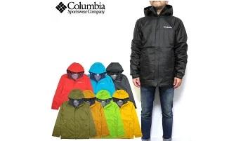 コロンビア ジャケット メンズ Watertight2 ウォータータイト ウィンドブレーカー RM2433