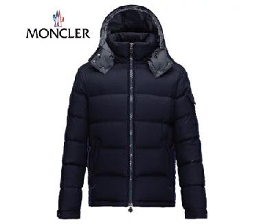 MONCLER MONTGENEVRE Navy Mens Down Jacket モンクレール モンジュネーブル 2019AW ネイビー(742)