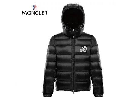 MONCLER BRAMANT Black Noir Mens Down Jacket 2019AW モンクレール ブラマント ブラック メンズ