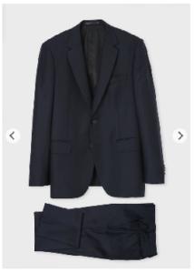 1.SOHO シングル2Bスーツ