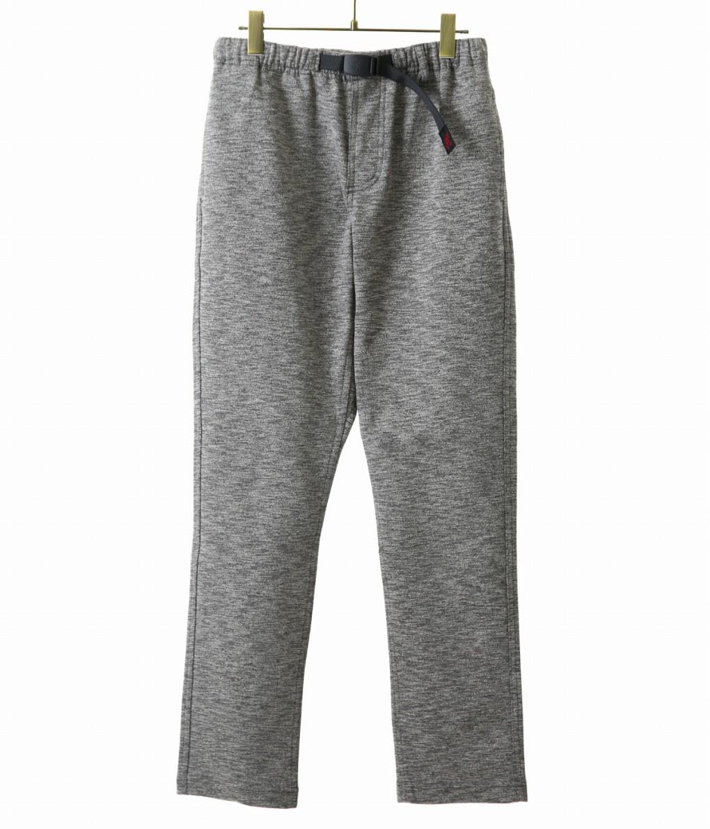 GRAMICCI / グラミチ : COOLMAX KNIT NN-PANTS TIGHT FIT : クールマックス ニット パンツ タイトフィット メンズ : GMP-19S019