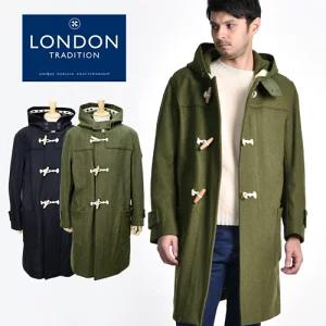 LONDON TRADITION/ロンドントラディション ダッフルコート モンティ Duffle Coat MONTI LT12