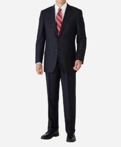 2.ウール サキソニー 2釦スーツ Madison