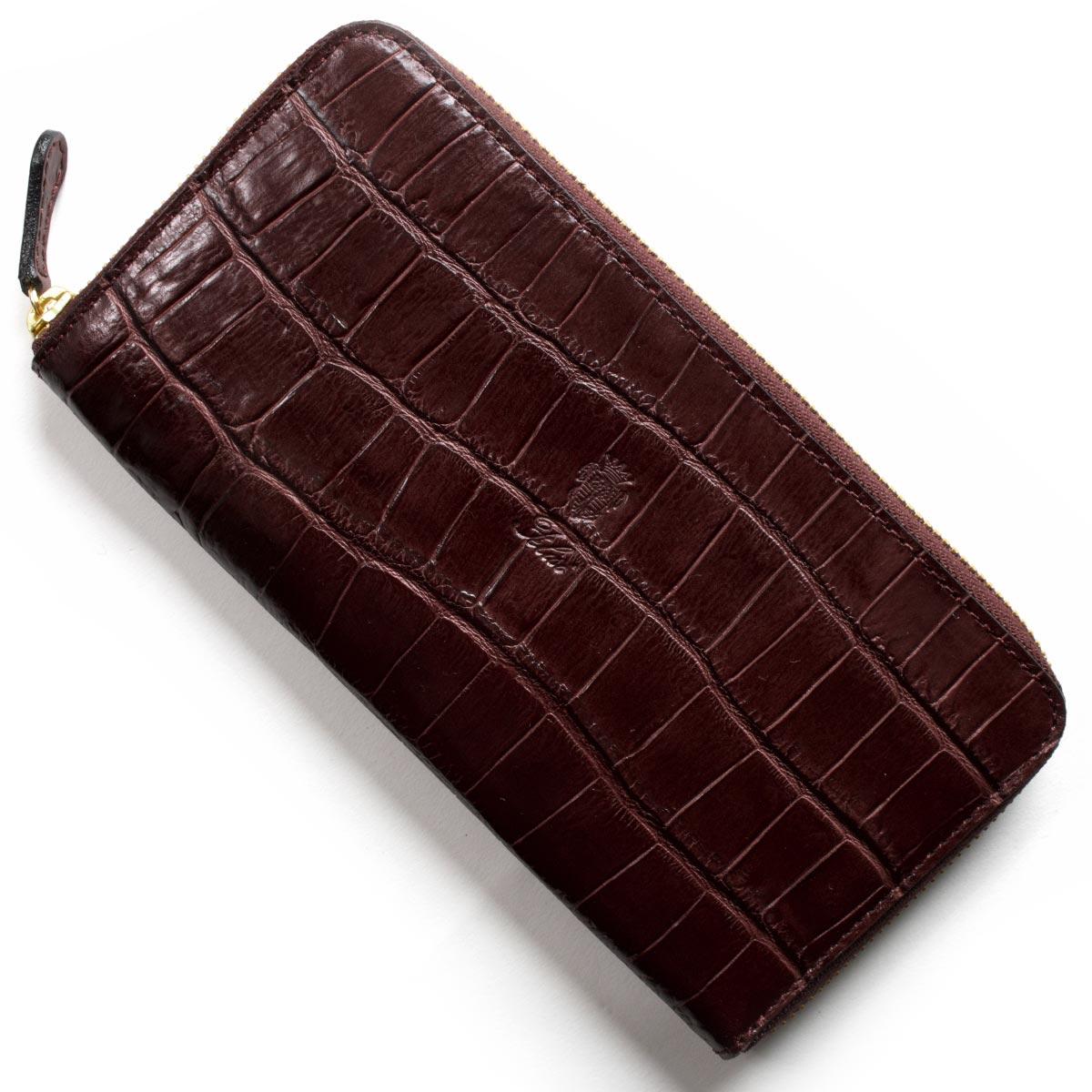 フェリージ長財布 ボルドー 125SA