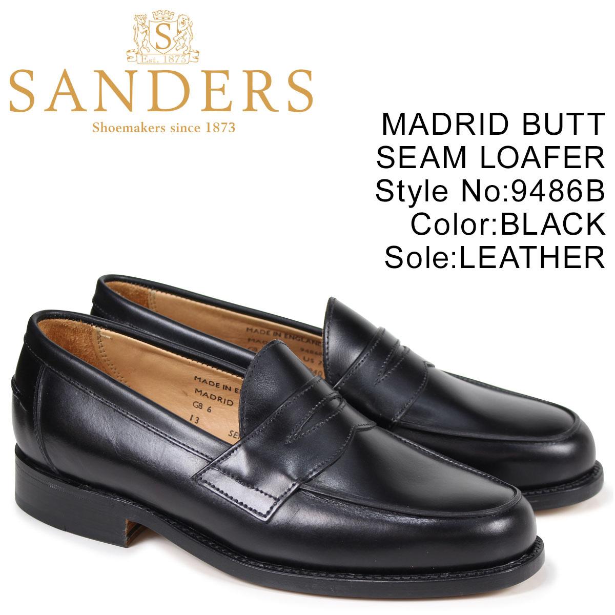 サンダース、MADRID BUTT SEAM