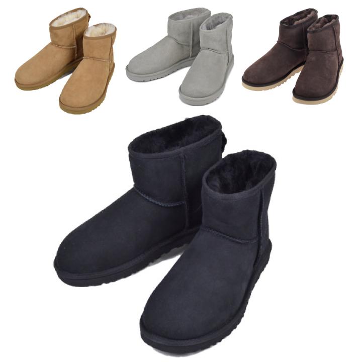 アグ メンズ ムートンブーツ ブーツ ムートン クラシックミニ CLASSIC MINI 1002072
