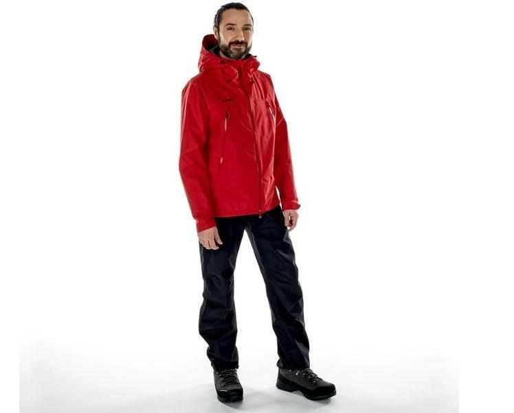 MAMMUT マムート レインスーツ CLIMATE Rain -Suits Men 1010-26551