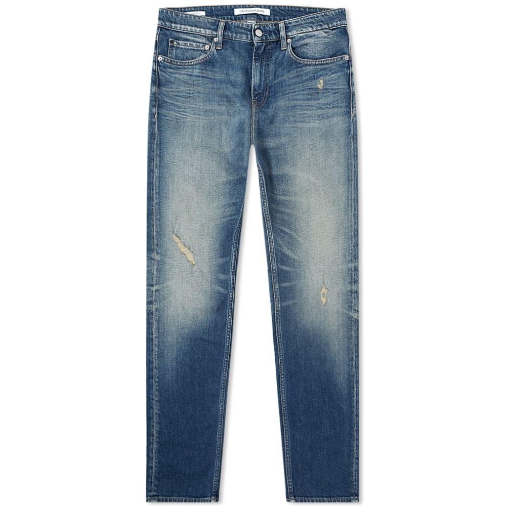 カルバンクライン Calvin Klein メンズ ジーンズ・デニム ボトムス・パンツ【026 slim 5 pocket jean】