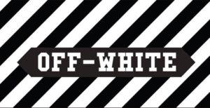 オフホワイトロゴ