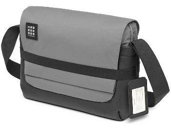 モレスキン バッグ ID メッセンジャーバッグ スレートグレイ(854917)