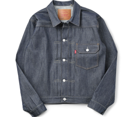 """LEVI'S VINTAGE CLOTHING 70506-0024 1936年モデル TYPE I デニム ジャケット""""1st""""RIGID / リーバイス ビンテージ クロージング LVC ヴィンテージ ノンウォッシュ"""