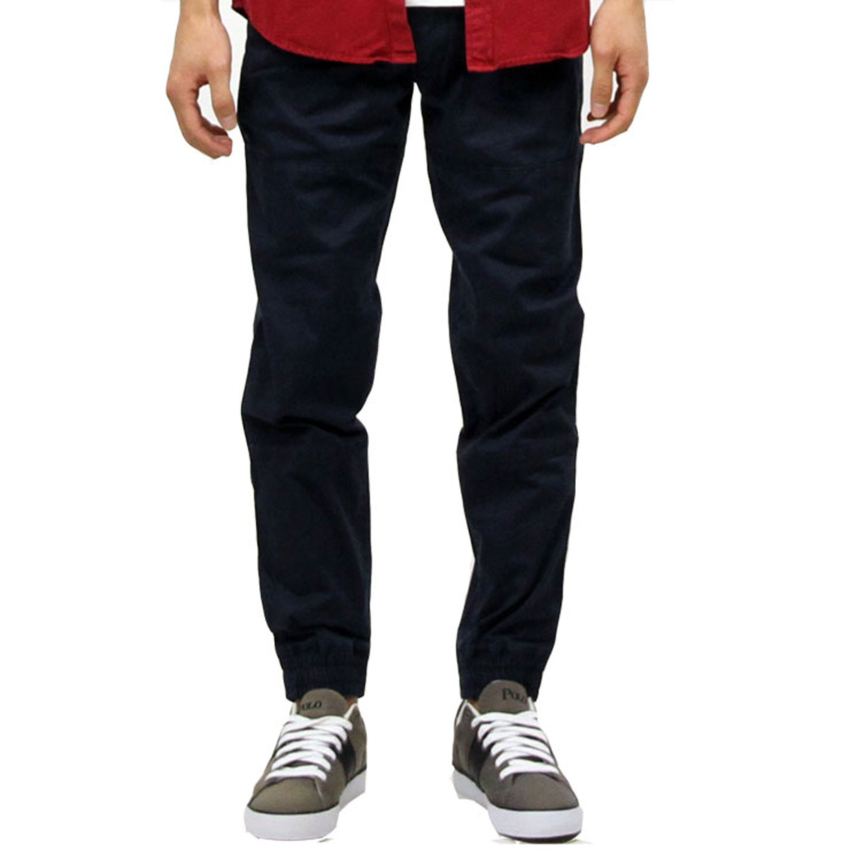 POLO RALPH LAUREN ボトムス POLO JOGGER CHINO PANTS D00S20