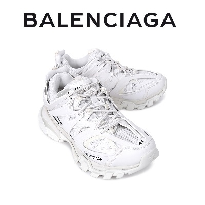 BALENCIAGA TRACK SNEAKER ホワイト 542023 W1GB1 9000