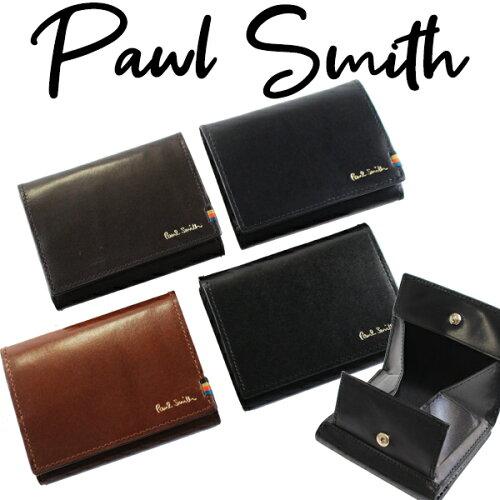 ポールスミス 財布 コインケース 小銭入れ