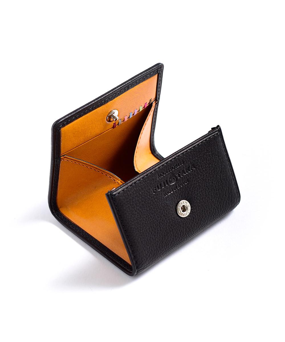 FUJITAKA ACCESSORIES/フジタカ アクセサリーズ ネイション財布 小銭入れ BOX型