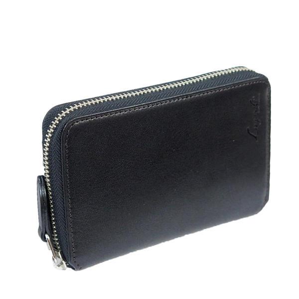 ラガード Lugard・G3 (ジー・スリー) 三方ファスナーラウンド型 中型財布 5190