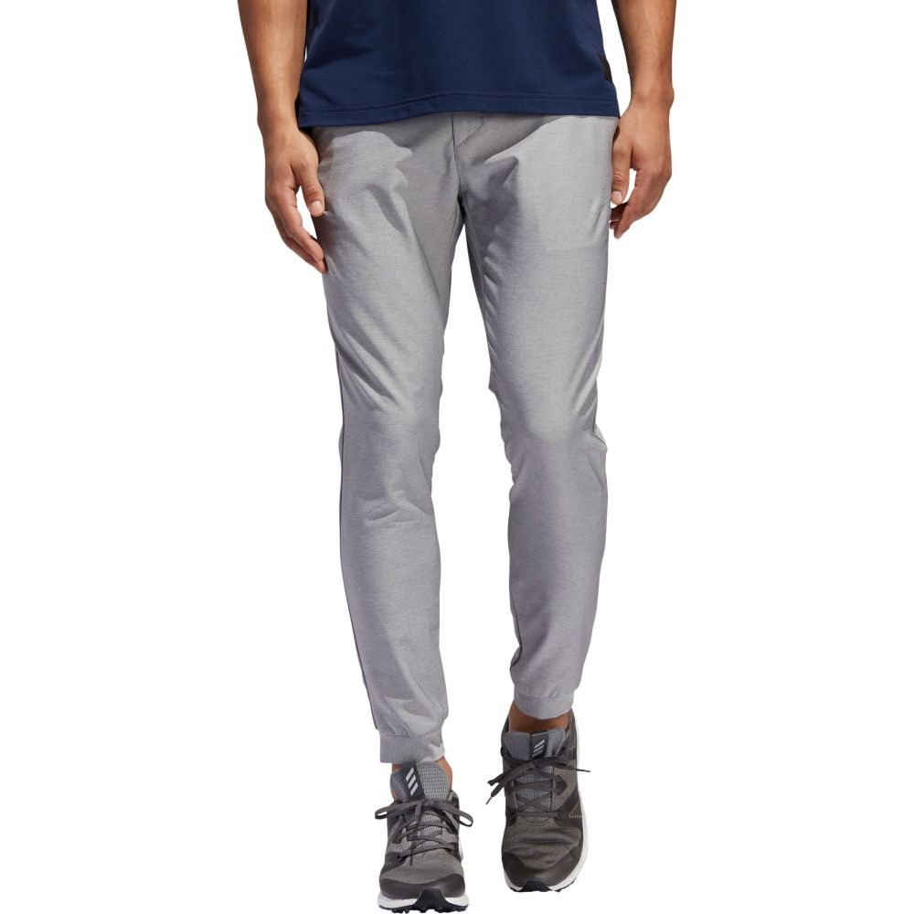 adidas Adicross Woven Jogger Golf Pants  Grey Three