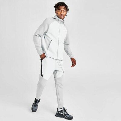 Nike Tech Fleece Club Jogger ジョガーパンツ スウェットパンツ Platinum/Smoke